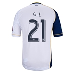 Real Salt Lake 2014 GIL Authentic Secondary Soccer Jersey