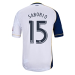 Real Salt Lake 2014 SABORIO Authentic Secondary Soccer Jersey