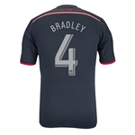 Toronto FC 2014 BRADLEY Authentic Secondary Soccer Jersey