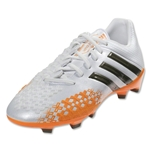 adidas Predator LZ TRX FG Junior (Running White/Earth Green/Solar Zest)