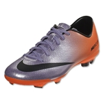 Nike Mercurial Veloce FG Junior (Metallic Mach Purple/Black/Total Orange)