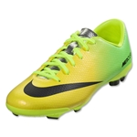 Nike Junior Mercurial Veloce FG (Vibrant Yellow)