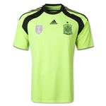 Spain 2014 Away Goalkeeper Jersey