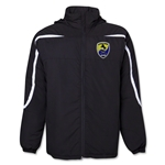 Pleasanton Cavaliers Rugby All Weather Storm Jacket (Black)