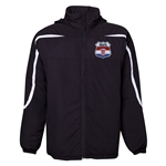 Croatia Flag Crest All Weather Storm Jacket
