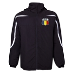 Romania Flag Crest All Weather Storm Jacket