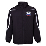 Russia Flag Crest All Weather Storm Jacket