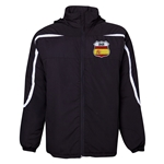Spain Flag Crest All Weather Storm Jacket