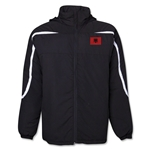 Albania Flag All Weather Storm Jacket