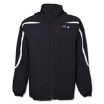 Anguilla Flag All Weather Storm Jacket
