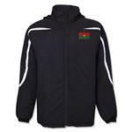 Burkina Faso Flag All Weather Storm Jacket