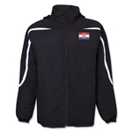 Croatia Flag All Weather Storm Jacket