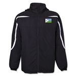 Djbouti Flag All Weather Storm Jacket