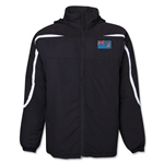 Fiji Flag All Weather Storm Jacket