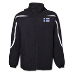 Finland Flag All Weather Storm Jacket