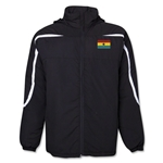 Ghana Flag All Weather Storm Jacket