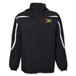 Guyana Flag All Weather Storm Jacket
