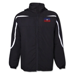 Haiti Flag All Weather Storm Jacket