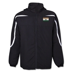 India Flag All Weather Storm Jacket