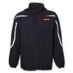 Latvia Flag All Weather Storm Jacket