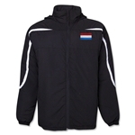 Luxembourg Flag All Weather Storm Jacket