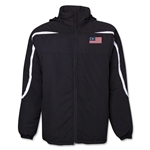 Malaysia Flag All Weather Storm Jacket