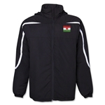 Niger Flag All Weather Storm Jacket