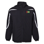 Sao tome & Principe Flag All Weather Storm Jacket