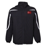 Turkey Flag All Weather Storm Jacket
