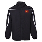 Vietnam Flag All Weather Storm Jacket