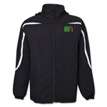 Zambia Flag All Weather Storm Jacket