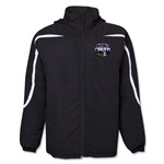 New York Rugby Club All Weather Jacket (Black)