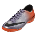 Nike Mercurial Victory IV TF (Metallic Mach Purple/Black/Total Orange)
