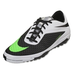 Nike HyperVenom Phelon TF (Black/Neo Lime/White/Metallic Silver)
