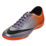 Nike Mercurial Victory IV IC (Metallic Mach Purple/Black/Total Orange)