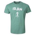 Iran 2014 FIFA World Cup T-Shirt