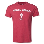 South Korea 2014 FIFA World Cup T-Shirt