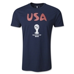 USA 2014 FIFA World Cup T-Shirt