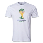 2014 FIFA World Cup Brazil(TM) Emblem Fashion T-Shirt