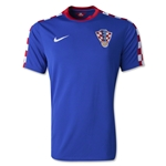 Croatia 14/15 Away Soccer Jersey