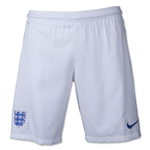 England 14/15 Home Soccer Short