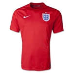 England 14/15 Authentic Away Soccer Jersey