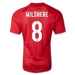 England 2014 WILSHERE Authentic Away Soccer Jersey