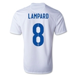 England 14/15 LAMPARD Home Soccer Jersey