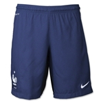 France 14/15 Away Soccer Short