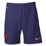 Netherlands 14/15 Away Soccer Short