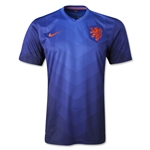 Netherlands 14/15 Away Soccer Jersey