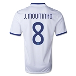 Portugal 2014 J. MOUTINHO Away Soccer Jersey