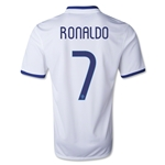 Portugal 14/15 RONALDO Away Soccer Jersey