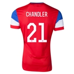 USA 14/15 CHANDLER Away Soccer Jersey